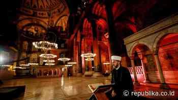 Surat Al-Fath Dibacakan di Acara Penaklukan Konstantinopel - Republika Online