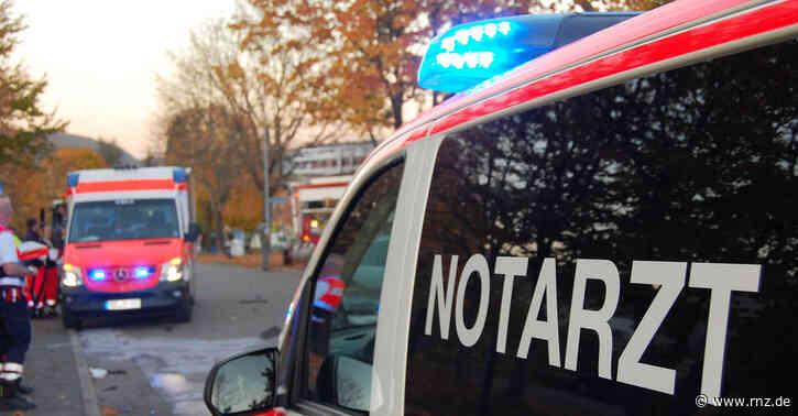 Heidelberg:  Dreijähriger hat bei Fenstersturz Riesenglück