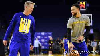 Steve Kerr finds unique way to compare Steph Curry to Michael Jordan