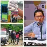 Investiga Fiscalía muerte de tres personas en Pijijiapan - Prensa Libre Chiapas