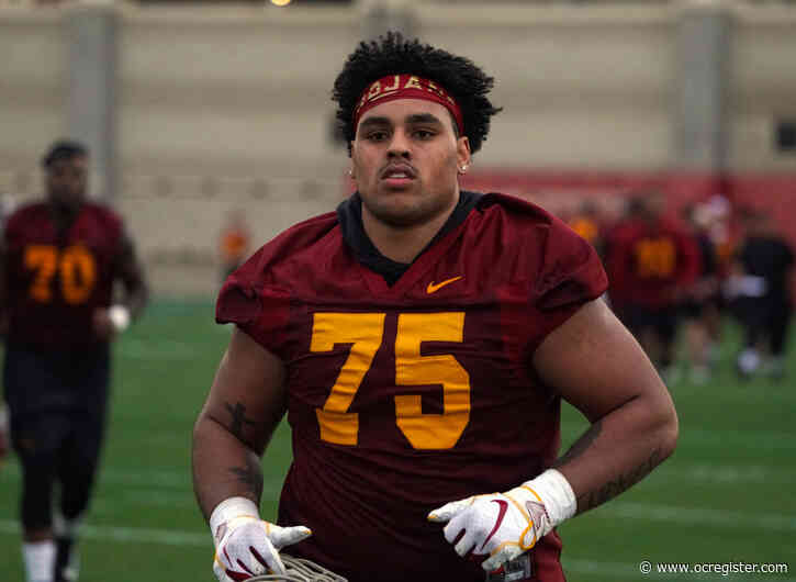 Where USC stands at offensive line entering the 2020 season