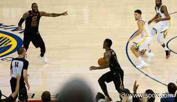 NBA: Wie der Aussetzer von J.R. Smith das Meisterstück von LeBron James in den Finals 2018 zerstörte - SPOX.com
