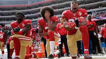 Rassismus in den USA: Proteste der Sportler werden lauter - sportschau.de
