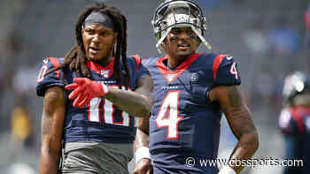 Cardinals' DeAndre Hopkins believes Deshaun Watson will 'rally' Texans in 2020, hopes to meet in Super Bowl
