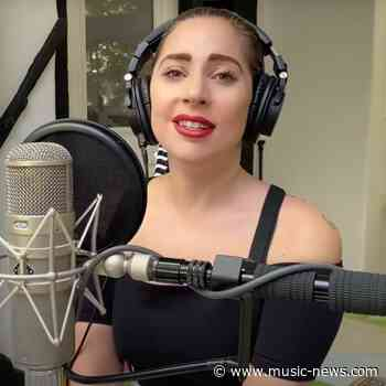 Lady Gaga set for three Top 40 entries on UK singles chart