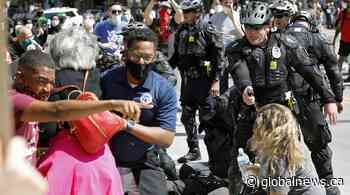 Congresswoman pepper sprayed during George Floyd protest in Ohio
