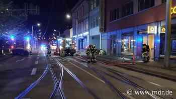 Nach Geldautomaten-Sprengung in Nordhausen: Mutmaßliche Täter gefasst - MDR
