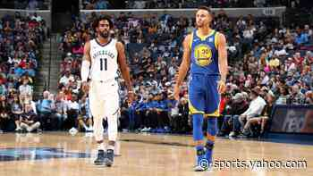 When Mike Conley thought he could beat Steph Curry golfing in Las Vegas