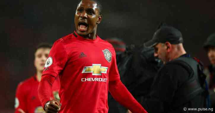 Odion Ighalo set to extend Manchester United stay until January 2021