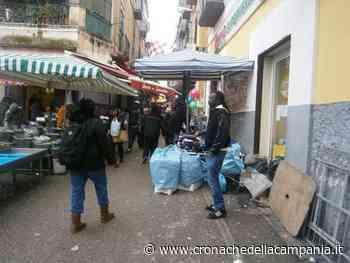 Fase 2: da lunedì riapre il mercato a Torre del Greco - Cronache della Campania