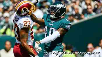 DeSean Jackson: Players should wear microphones if stadiums are empty