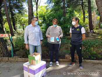 """MAIOLATI SPONTINI / Casa di riposo, """"Ruota Libera"""" dona dispositivi sanitari e di protezione - QDM Notizie"""