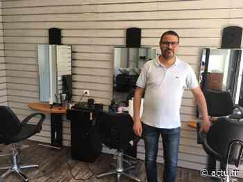 A Flers, un Parisien ouvre son salon de coiffure et barbe - Normandie Actu
