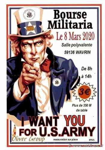 Bourse militaria salle polyvalente wavrin salle polyvalente wavrin 8 mars 2020 - Unidivers