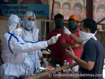 Coronavirus live updates: India now seventh worst-hit country in world - Times of India