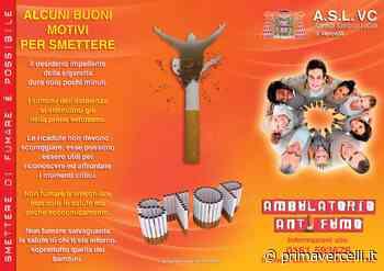 Oggi, 31 maggio, giornata contro il tabagismo - NotiziaOggi Vercelli