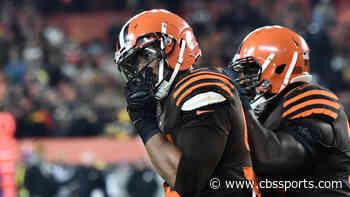 Browns defensive coordinator: Myles Garrett 'in a good place' after reinstatement