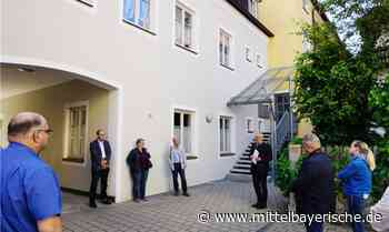 Die Bücherei in Berching soll umziehen - Region Neumarkt - Nachrichten - Mittelbayerische