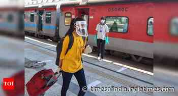 Railways resumes operations, 1.5 lakh to board 200 trains today
