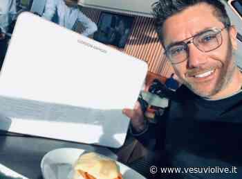 Gino D'Acampo in onda su Nove, lo chef di Torre del Greco è una star in Inghilterra - Vesuvio Live