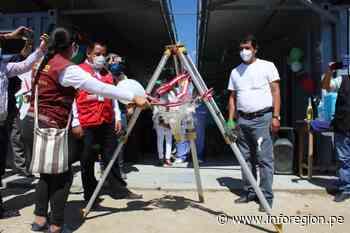 Junín: Implementan modulo COVID-19 en hospital de Pangoa - INFOREGION