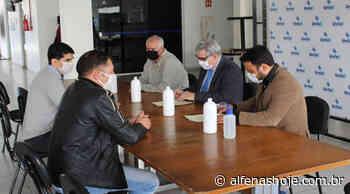 Câmara Municipal doa frascos para armazenamento de álcool - Alfenas Hoje