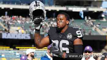 Raiders' Clelin Ferrell adds 13 pounds as he looks for a stronger Year 2 with move to Vegas, per report