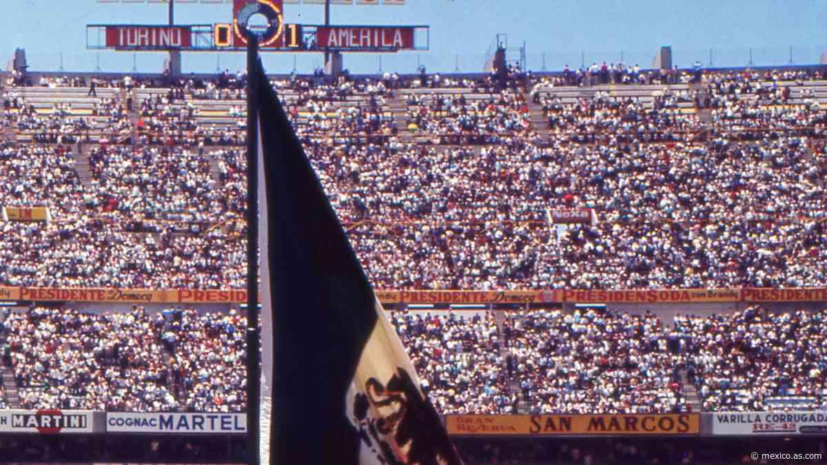El primer gol del Estadio Azteca; Arlindo dos Santos fusiló al Torino - AS Mexico