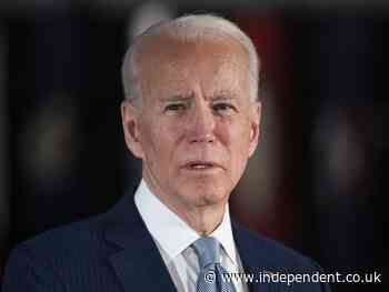 Joe Biden issues emotional plea calling for an end to riots: 'We are a nation enraged'