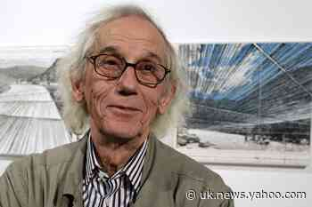 Christo, artist known for massive, fleeting displays, dies
