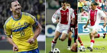 Zlatan Ibrahimovic: Ex-Teamkollege Pienaar über Ajax-Zeit mit «Ibra» - Nau.ch