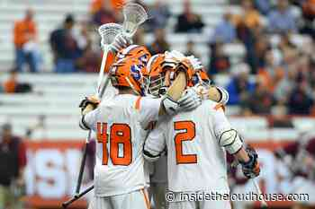 Syracuse Lacrosse: Orange boosts its depth with two Furman transfers - Inside the Loud House
