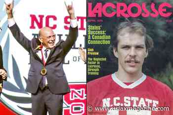 The Vault: Stan Cockerton, NC State (April 1979) | US Lacrosse Magazine - US Lacrosse Magazine