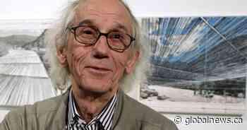 Christo, artist known for massive public art installations, dead at 84