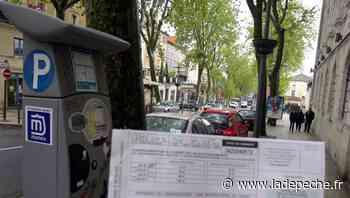 Reprise du stationnement payant à Cahors à compter du mardi 2 juin prochain - LaDepeche.fr
