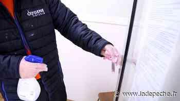 Cahors. Déconfinement : opération propreté pour les entreprises de nettoyage - LaDepeche.fr