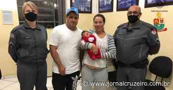 Policiais militares salvam bebê engasgada em Itapeva - Jornal Cruzeiro do Sul