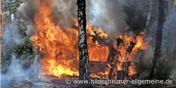 Zahl der Brände in Sarstedt steigt deutlich an - www.hildesheimer-allgemeine.de