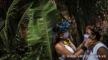 Apelo do Papa pela Amazônia: luz e força para enfrentar a pandemia - Vatican News