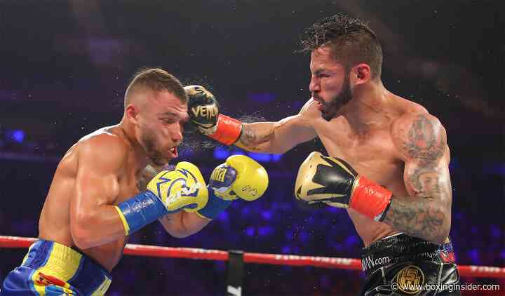 "Jorge Linares Gives Lomachenko The Edge vs Teofimo Lopez: ""He's Still The Best"""