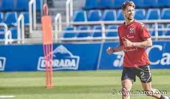 El Valladolid ata a Luis Pérez para la próxima temporada - MARCA.com