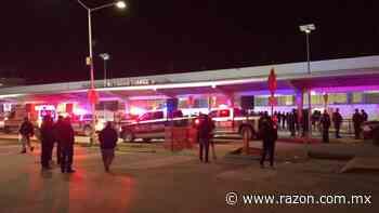 Reportan balacera en aeropuerto de Ciudad Juarez (FOTOS) - La Razon