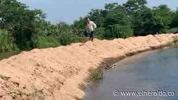 ¿Por qué nadie evita que desvíen el agua del río Ariguaní? - El Heraldo (Colombia)
