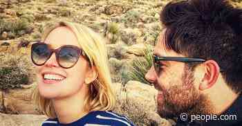 Anna Camp Dating Drummer Michael Johnson 1 Year After Skylar Astin Divorce - PEOPLE