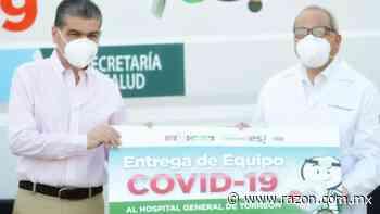 Refuerzan Hospital de Torreon con equipo medico - La Razon