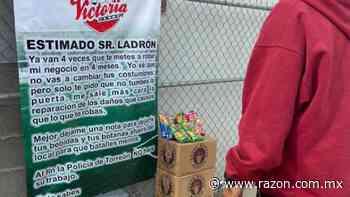 Alcalde de Torreon califica de vacilada denuncia de extorsion de empresario - La Razon