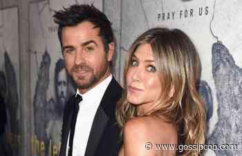 Jennifer Aniston Spying On Justin Theroux? - Gossip Cop