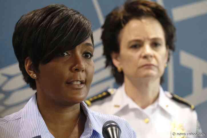 Atlanta mayor: 2 officers fired in 'excessive force' arrests