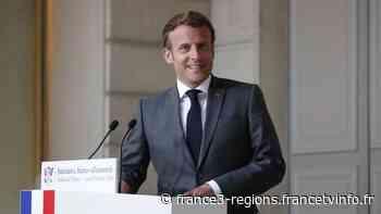 Etaples-sur-Mer : Emmanuel Macron chez Valeo pour présenter le plan automobile - France 3 Régions