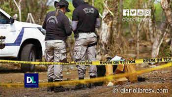 PNC reporta homicidio en San Pablo Tacachico » diariolibresv.com - Diario Libre
